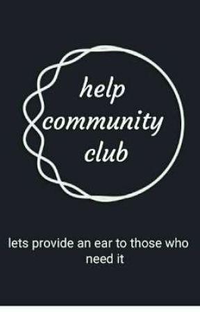 Help Community Club by zethorix