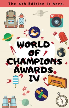 World Of Champions Awards IV (Judging) by World_Of_Champions