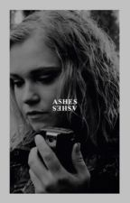 ashes, the maze runner. by hollvnds