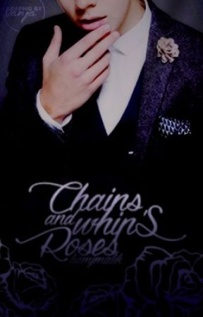 Chains, Whips, and Roses | Zarry • BDSM | by LiamJMalik