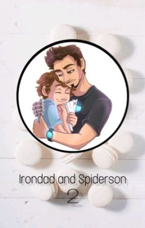 IronDad and SpiderSon 2 by telylace