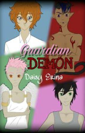 Guardian Demon by DaisyErina