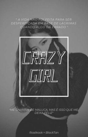 Crazy Girl;;rosekook by Iunyk_