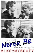 Never Be ✖ Lashton «completed» by gaybar