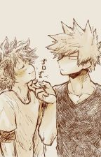 Neko Deku--Bakudeku fanfiction by Tom_Holland_Is_Cute