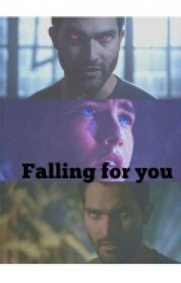 Falling for you ( Teen wolf & Derek Hale )