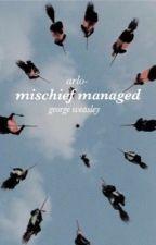 mischief managed by arrlo-