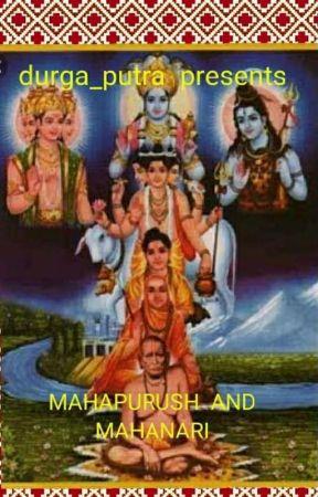 MAHAPURUSH AND MAHANARI OF BENGAL by durga_putra