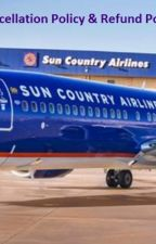 Sun Country Airlines cancel reservations by alicetaylor5891