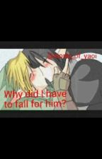 Why did I fall for him? { ] Link x Dark Link [ } by universe_of_yaoi