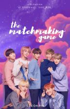 the matchmaking game  |  bts  by seeokjin