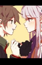 naegi y kirigiri una historia de amor y tragedia by KyoukoKirigiri