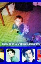 Baby Niall & Daddies Zianourry by LittleZouisThings