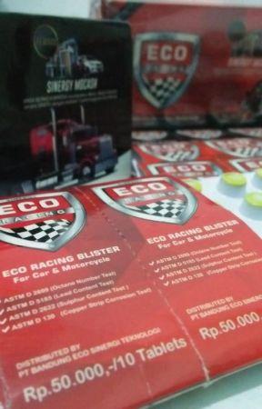 Bisnis Eco Racing Penipuan Wattpad