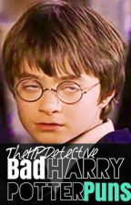 Bad (But Hopefully Funny) Harry Potter Puns + Jokes by TheHPDetective