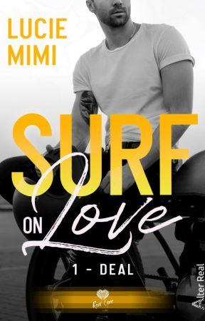 Surf On Love [Sous contrat d'édition chez Alter Real] by LucieMimi1