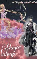 Magia Salvaje by Hikaru_tsubasa