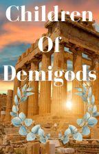 Children of Demigods by XxRoseLoversxX