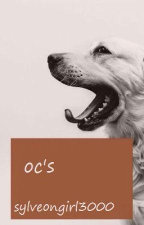 My oc's! by Sylveongirl3000
