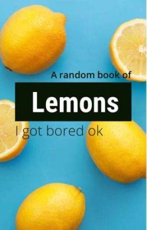 A random book of lemons smut and kinky stuff  by TheOneandOnlyPancake