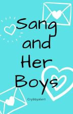 Sang and her boys (GB+SB imagines) by crybbyalert