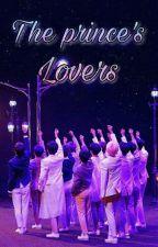 The Princes Lovers   Seventeen by Aquariuschild0210