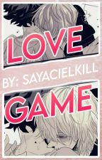 Love Game (Tomura x Deku)  by SayaCielkill
