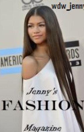 Jenny's Fashion Magazine by Jenny4dream