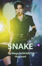 SNAKE by MegumiSHADOW