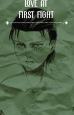 Love at First Fight   Erejean by Nairu-Todoroki