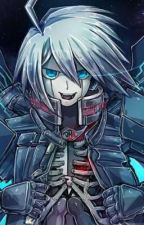 "K1-B0 x cyborg!reader ""Grinding gears"" by Asilentsigh"