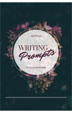 Writing Prompts by alto_saxyphone