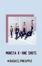 MONSTA X ➼ One Shots by badass_pineapple