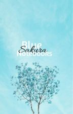 Blue Sakura Notebooks//TaeMinKook by justchillin-xox