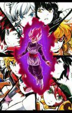 Goku Black's revelations Book One (Goku Black x RWBY) by Spector45