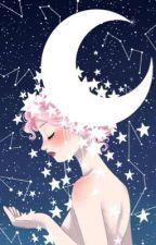 Once in a blue moon by maltemimi