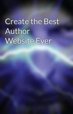Create the Best Author Website Ever by KenMagee