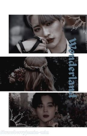 Ꮿonderland || ATEEZ Seonghwa by Strawberryjamin-min
