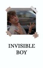 Invisible boy § Stony  by Oktopuzz__