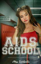 Aids School by Salma_Farag