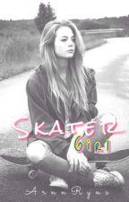 Skater Girl by ArnnRyns