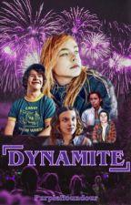 DYNAMITE  ►  DUSTIN HENDERSON [2] by PurpleHoundour