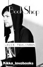 Book Shop ||Louis Tomlinson by Kikka_lovebooks