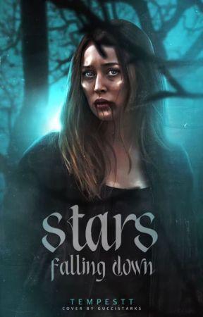 STARS FALLING DOWN ━ jacob black by recordplayer