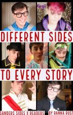 Different Sides to Every Story (Sanders sides) by NoahtheYeetQueen