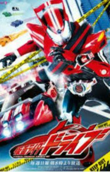 kamen rider drive: race to the castle (Complete) - Kamen