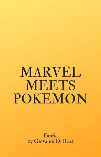 Marvel Meets Pokemon
