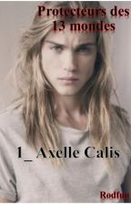 P13M 1: Axelle Calis by Rodfun