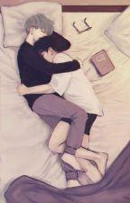 Не покидай меня, Пак Чимин... by MoonLove13613