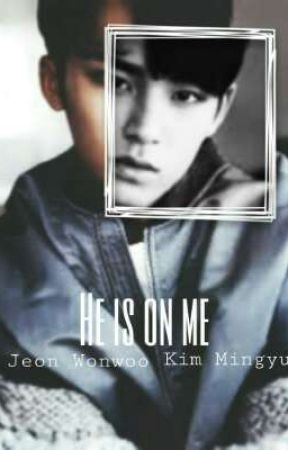 He Is On Me | Meanie by -jeonfox-